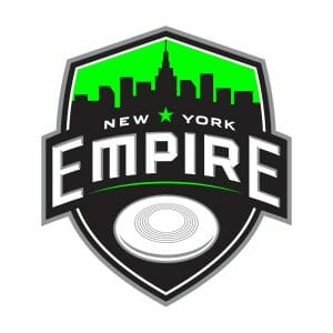 The AUDL's New York Empire logo.