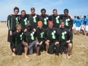 Team Stinks, with Sebastian Sporrong, Nasser M'Bae Vogel, Inian Moorthy, Jeff Lindquist, and photographer Anatoly Vasilyev.