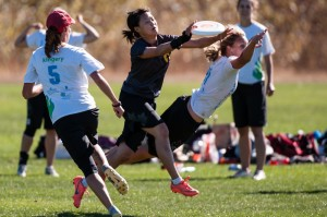 Vancouver's Traffic takes on Seattle's Riot at Northwest Regionals.