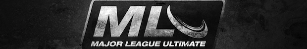The logo of Major League Ultimate.