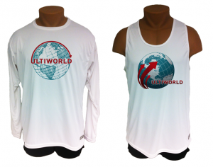 Ultiworld gear.