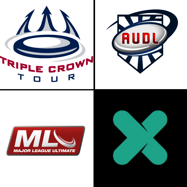 The four possible options for semi-professional and professional leagues in Ultimate Frisbee.