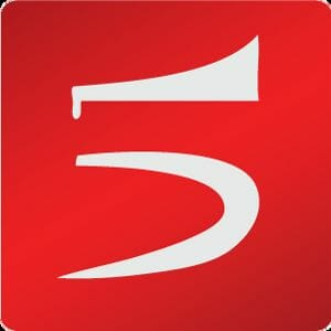 The logo for Five Ultimate.