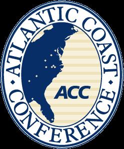 Atlantic Coast Conference logo.