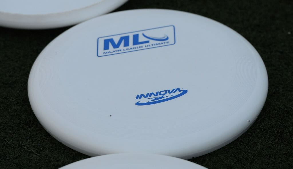 MLU Innova Discs at the New York Rumble tryout.