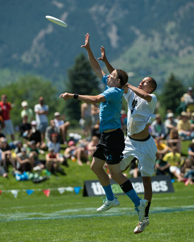 Pittsburgh takes on Wisconsin in the finals of the 2012 College Championships.
