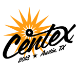 The logo of Centex 2013