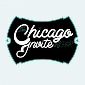 The logo of the Chicago Invite 2013.
