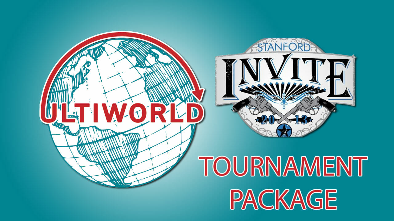 Stanford Invite 2013 Tournament Package.