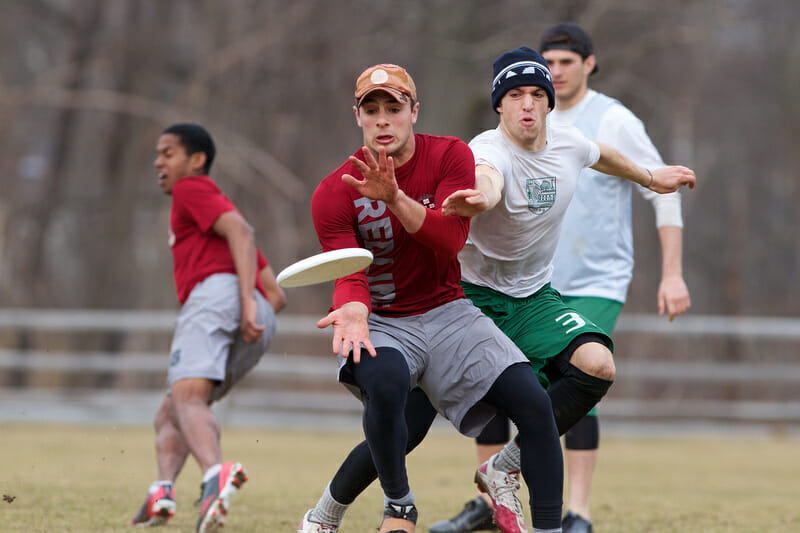 Harvard takes on Tufts in the finals of the New England Open.
