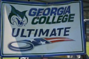 georgia college ultimate