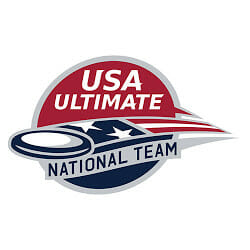 The USA Ultimate National Team logo.