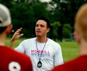 Tim Morrill of Morrill Performance.