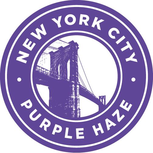 NYU Purple Haze.