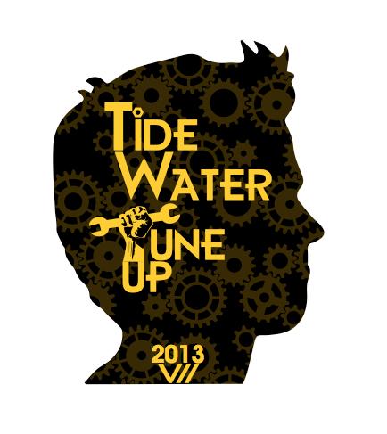 2013 Tidewater Tuneup logo.