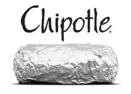 Chipotle is a great post-tournament meal.
