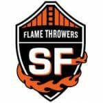 SF Flamethrowers logo.