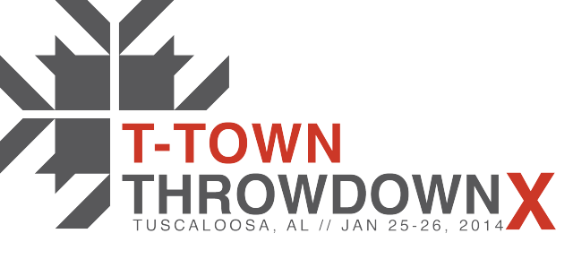 T-Town Throwdown 2014.