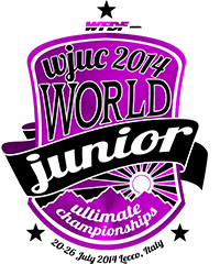 Official WJUC 2014 logo.