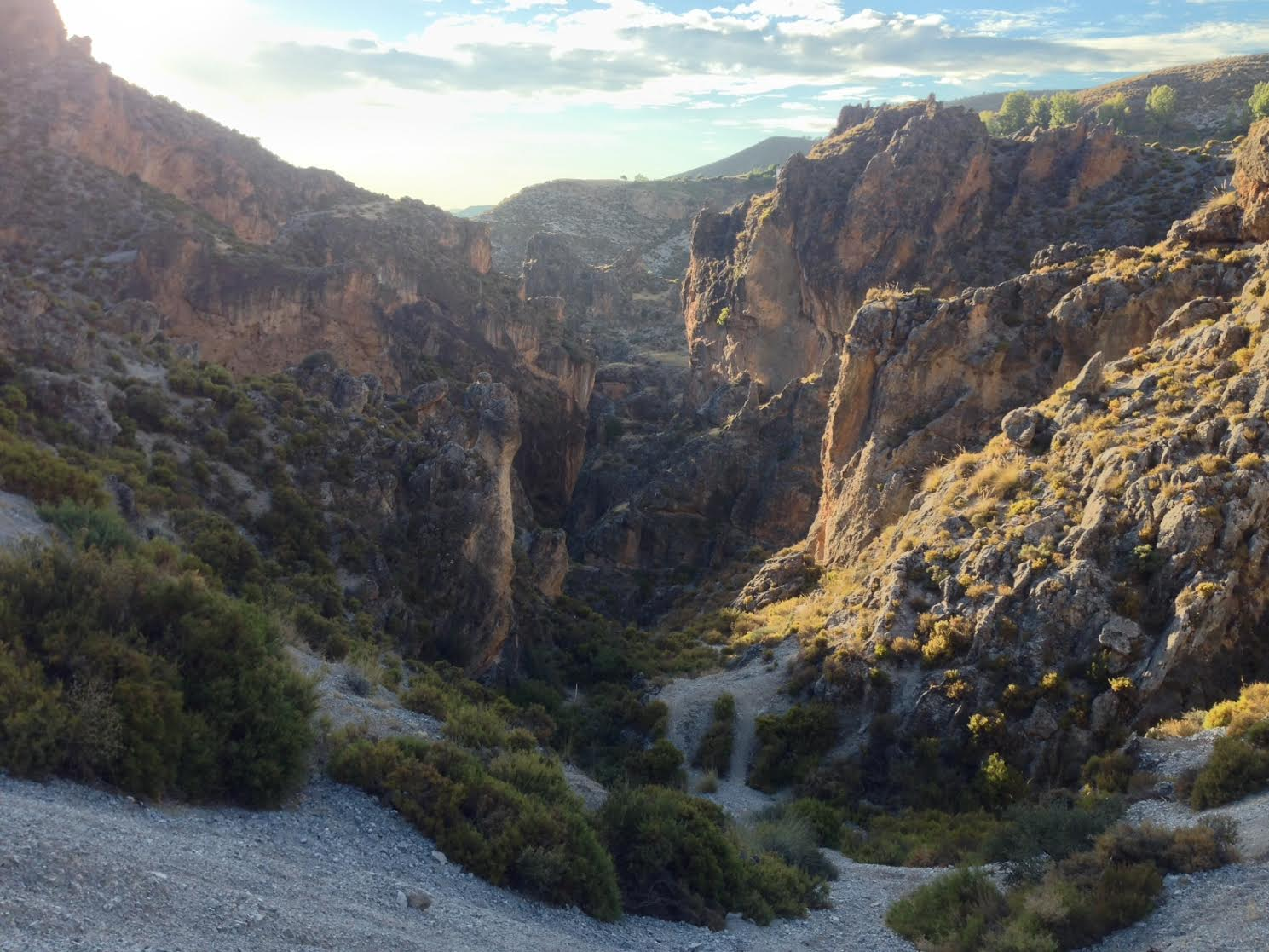 Spain's Sierra Nevada National Park.