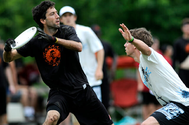 Ring of FIre's Josh Mullen v. Ironside at the 2013 US Open.
