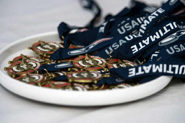 Gold medals at the 2014 National Championships