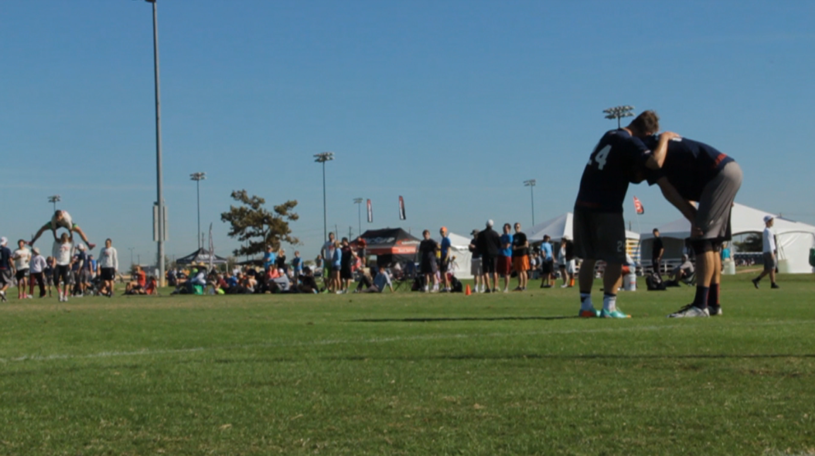 Doublewide v. Ironside at 2014 Nationals