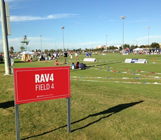 Rav4 Field