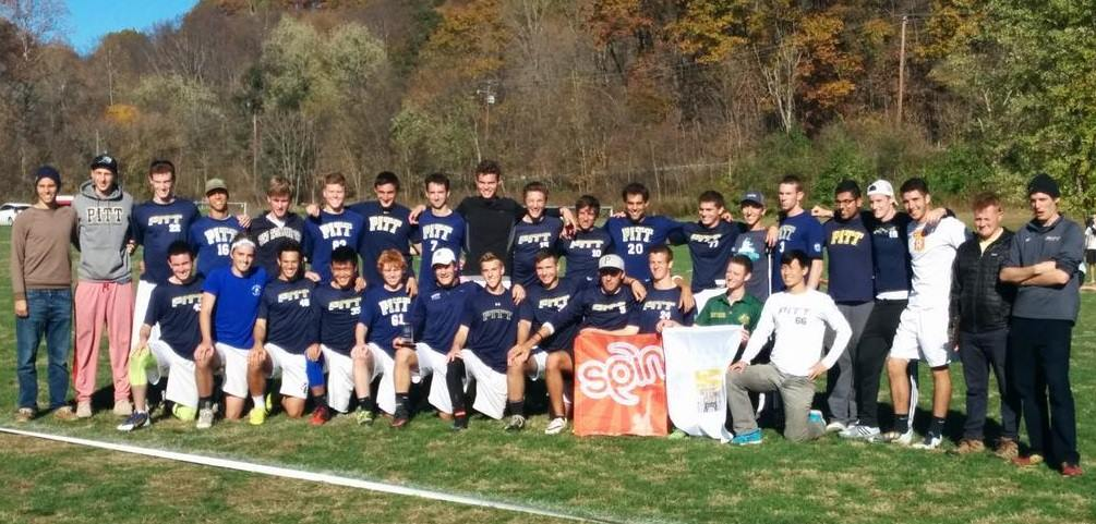 Pitt after their 2014 Steel City Showdown victory.