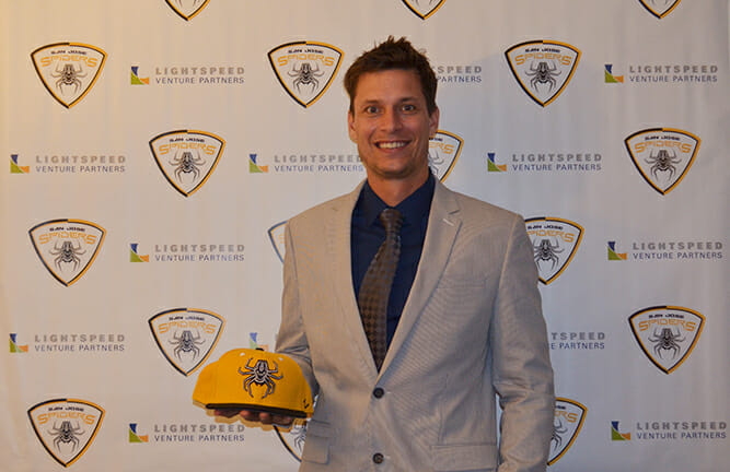 Beau Kittredge Re-Signs for 2015