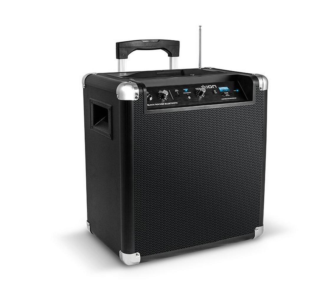 Ion Block Rocker Speaker