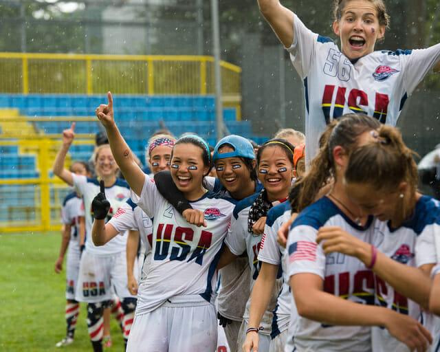 WJUC Team USA 2014