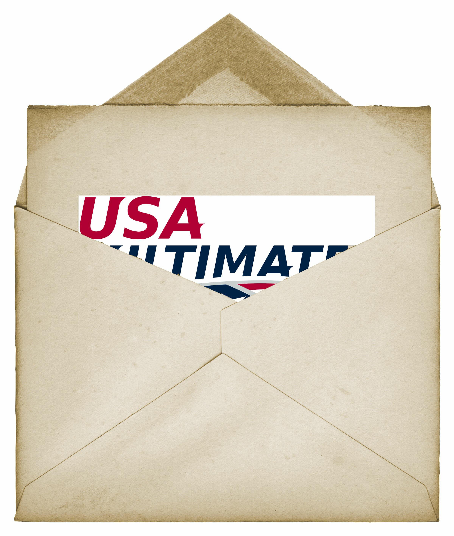USA Ultimate Mailbag.
