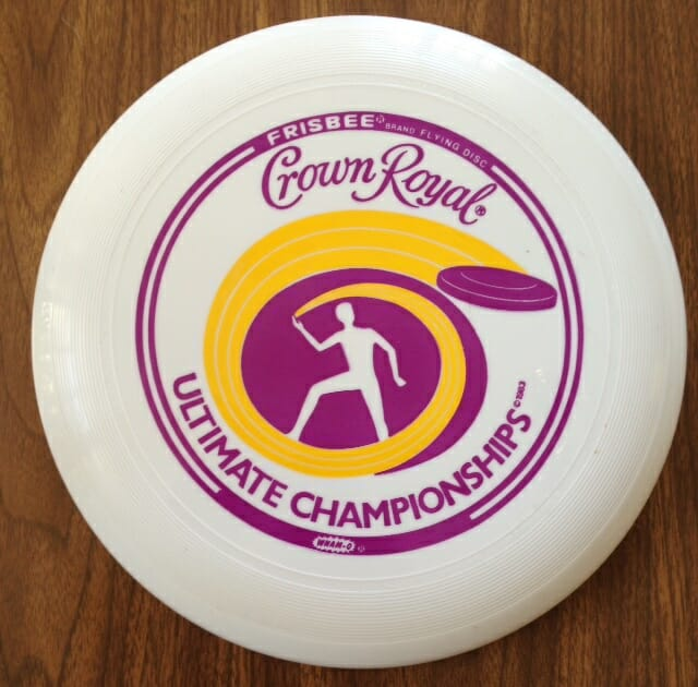 Crown Royal Disc