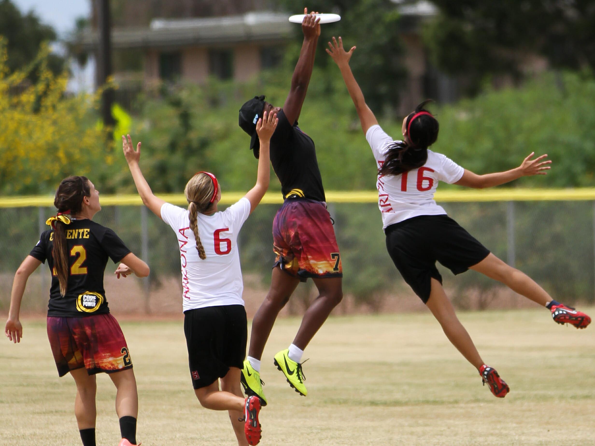 2014 Desert D-I Women's Conference Championships
