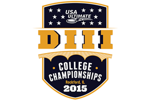 2015 USA Ultimate DIII College Championships