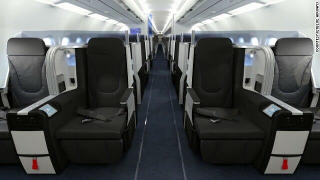 JetBlue's Mint Class