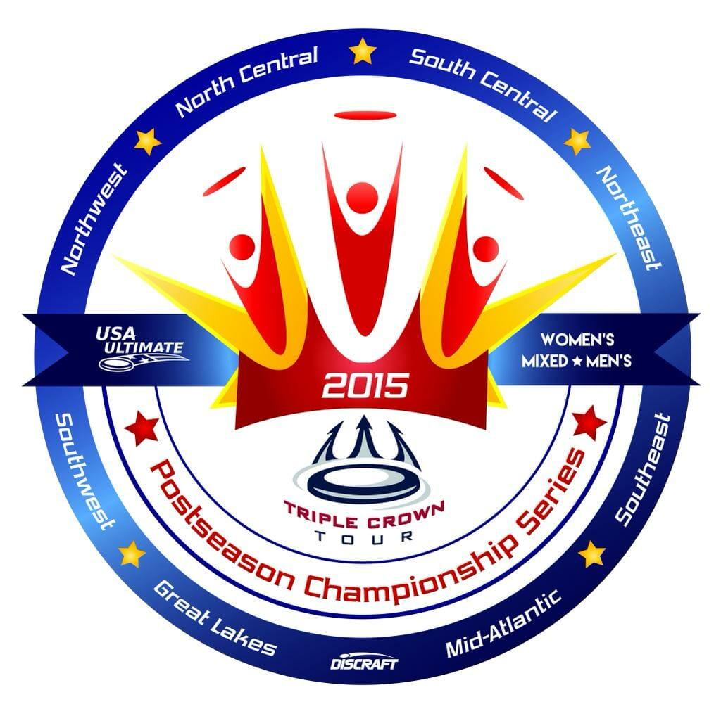 2015 Triple Crown Tour logo
