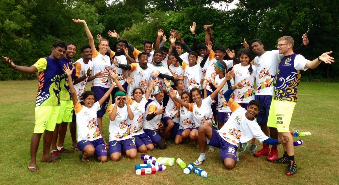 Team India U23.