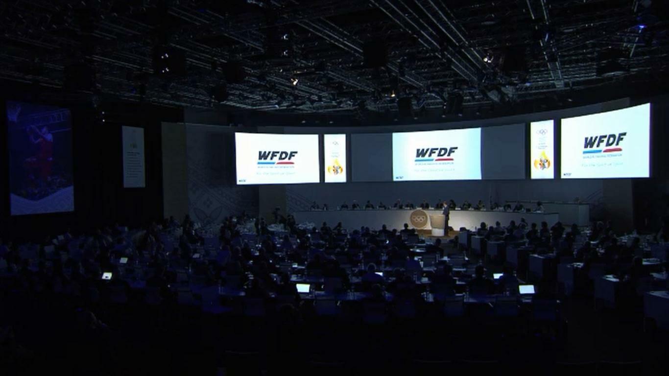 Photo: WFDF.