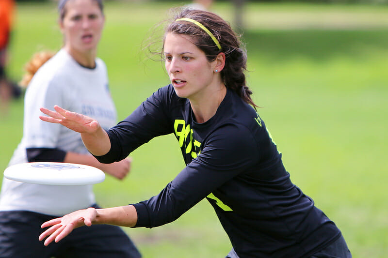 Brute Squad's Paula Seville. Photo: Alex Fraser -- UltiPhotos.com