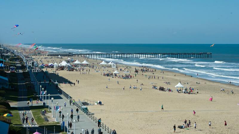 USA Ultimate 2015 Beach Nationals. Photo: Kevin Leclaire -- UltiPhotos.com