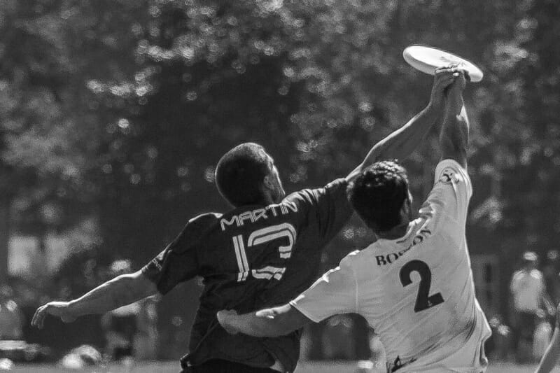 Toronto GOAT v. Boston Ironside. Photo: Sandy Canetti -- UltiPhotos.com