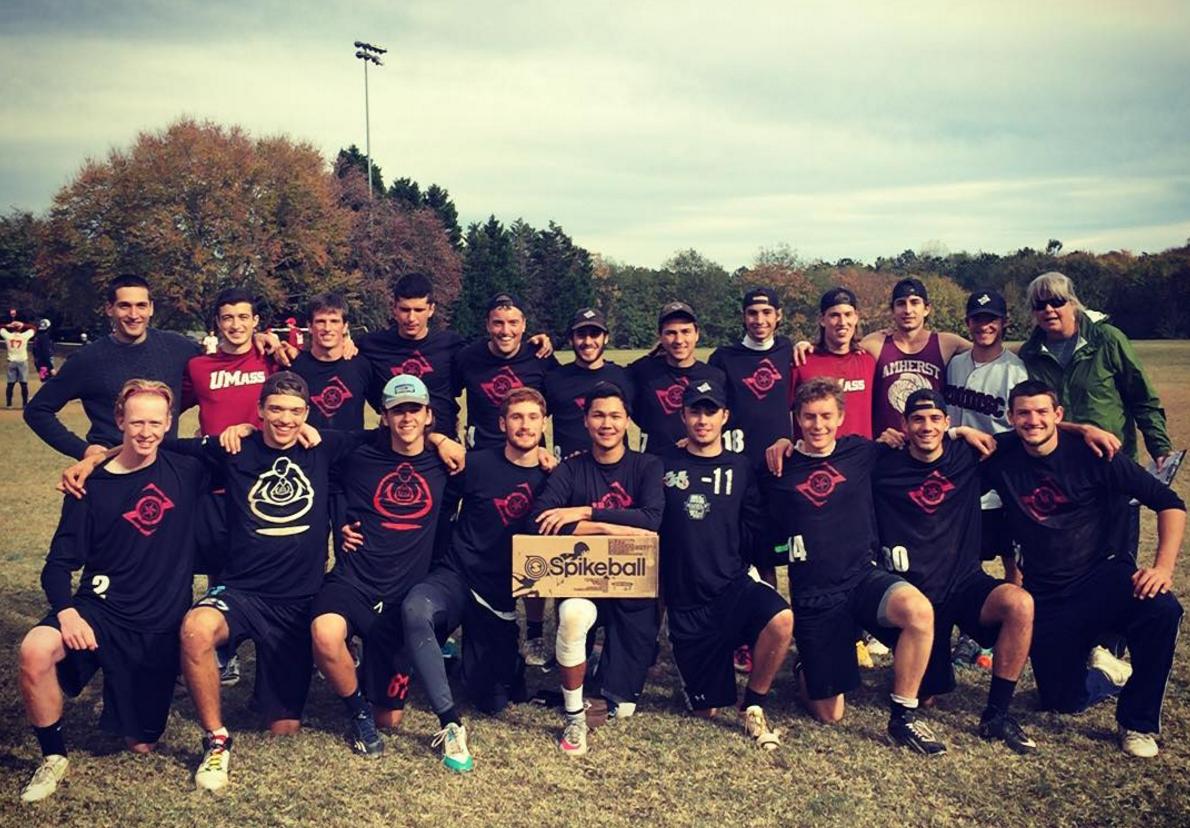 UMass ZooDisc -- 2015 CCC Champions.