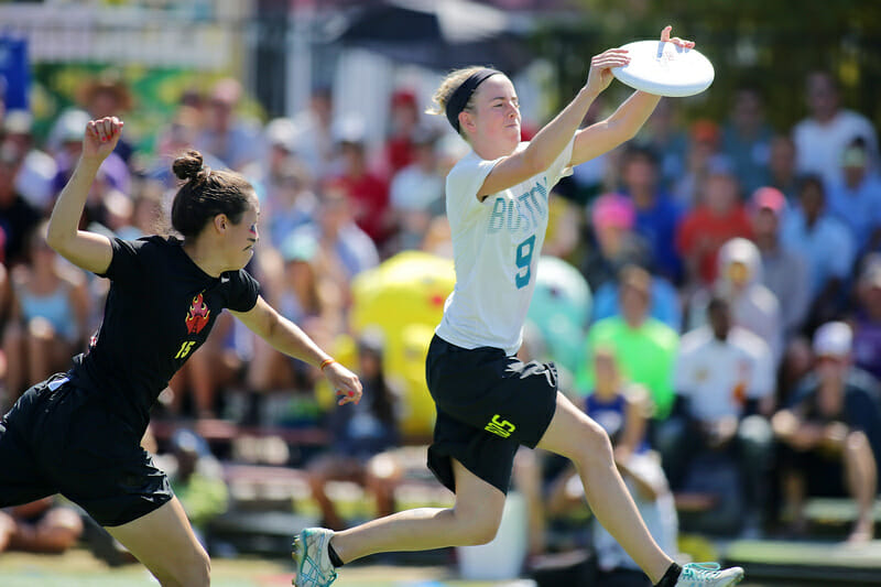 Photo: Alex Fraser -- UltiPhotos.com