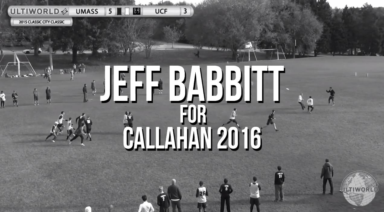 Jeff babbitt