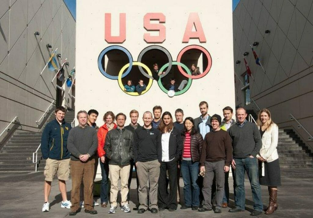 USA Ultimate Board of Directors, at the US Olympic Training Center in Colorado Springs