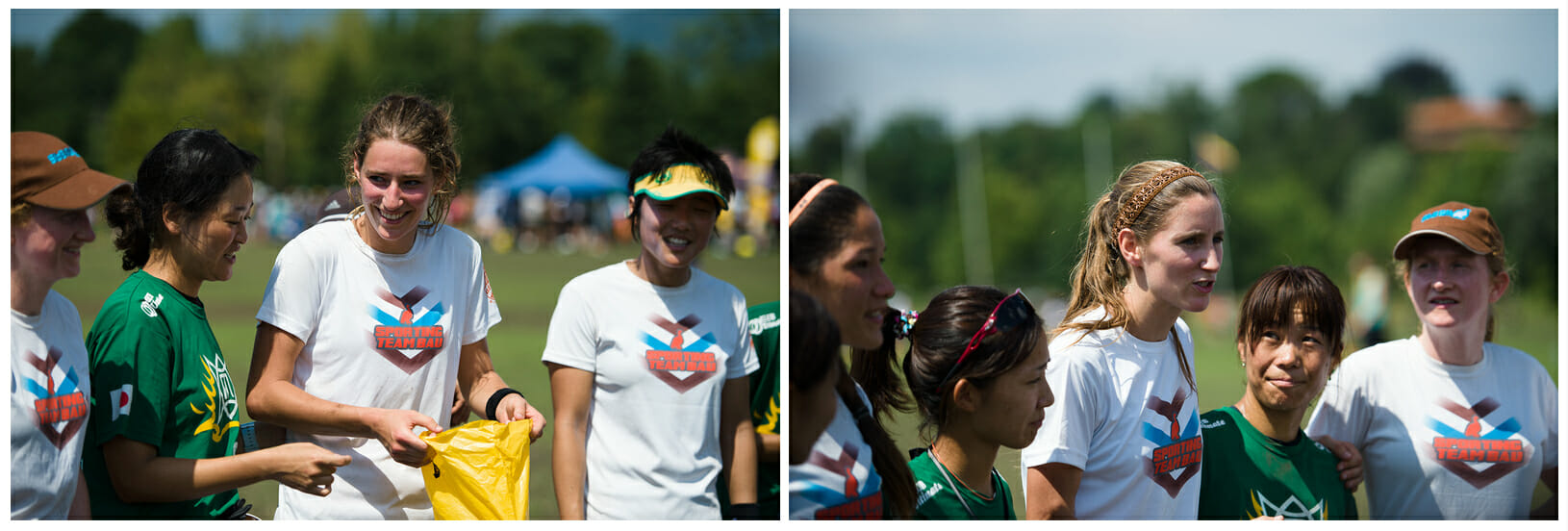 Phillips sisters WUCC