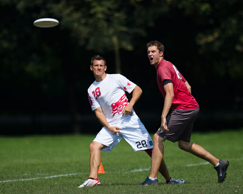 Justin Foord. Photo: Kevin Leclaire -- UltiPhotos.com