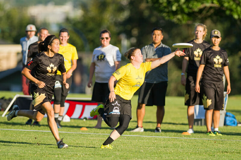 Jesse Shofner is one of five 2015 All-Stars reprising their role on the 2016 team . Photo: Jeff Bell -- UltiPhotos.com